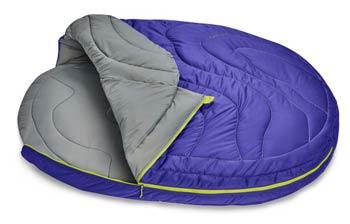 Ruffwear Highlands Dog Sleeping Bag Best double sleeping bags Trail and Kale
