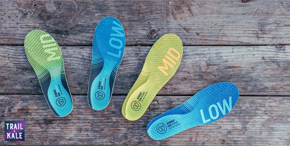 Sidas Insoles Review Trail and Kale web wm 2