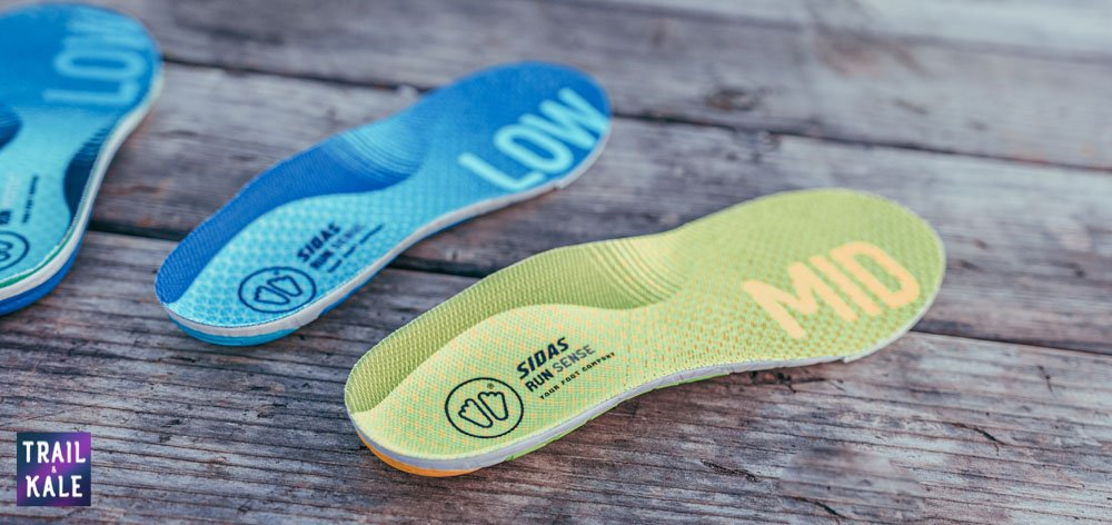 Sidas Running Insoles Review - Best Insoles for Running - Trail and Kale web wm 4