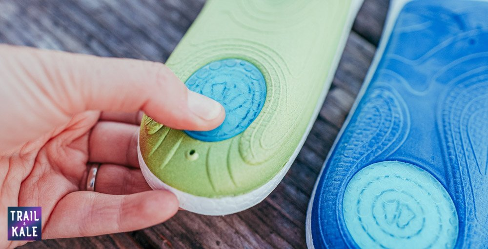 Sidas Running Insoles Review - Best Insoles for Running - Trail and Kale web wm 6