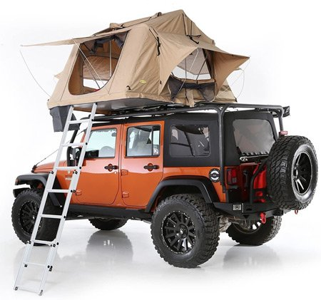 Smittybilt Overlander Tent Best Roof Top Tents Trail and Kale
