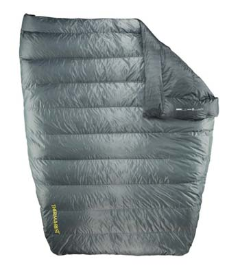 Therm a Rest Double 20 Quilt Best Double Sleeping Bags for Couples Camping Trail and Kale