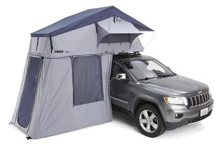 Thule Tepui Explorer Autana 4 Tent Best Roof Top Tents Trail and Kale