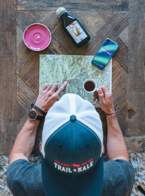 Services 2 - Trail and Kale | Trail Running & Adventure