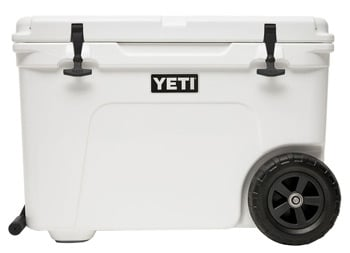 YETI Tundra Haul Cooler White Best Coolers Trail and Kale