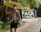 The Best Quick-Dry Pack Towels For Camping, Travel & More