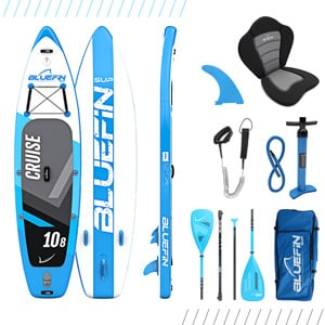 Bluefin SUP Best stand up paddleboard Trail and Kale