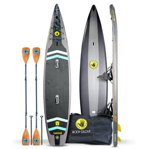 Body Glove Paddle Board Tandem 15 Best paddle board for coupes Trail and Kale