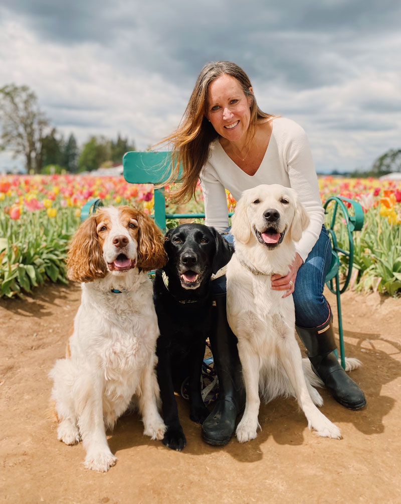 CBD For Dogs Kat Donatello Founder of Austin and Kat CBD Interview Trail and Kale