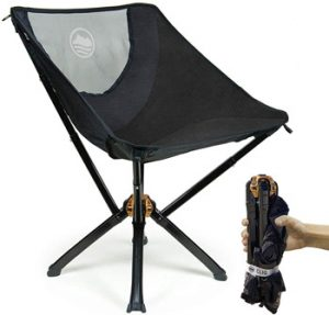 CLIQ Portable Camp Chair Best Camping gifts for men and women