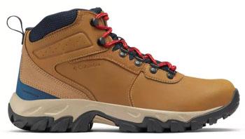 Columbia Newton Ridge Plus II WP Boot Best Hiking Boots Trail and Kale