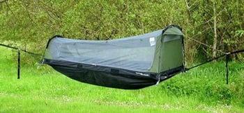Crua Hybrid Set Hammock Tent Trail and Kale
