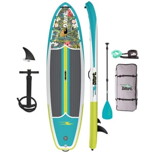 DRIFT Inflatable SUP Best paddle board for lakes Trail and Kale