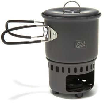 Esbit Solid Fuel Stove Cookset Best Backpacking Stoves Trail and Kale