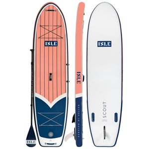 ISLE Scout SUP Best paddle boards for yoga Trail and Kale