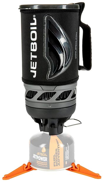 Jetboil Flash Cooking System Best Backpacking Stoves Trail and Kale