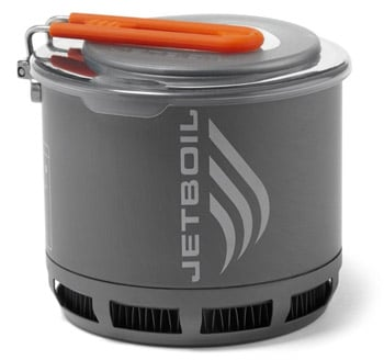 Jetboil Stash Cooking System Packed Best Backpacking Stoves Trail and Kale