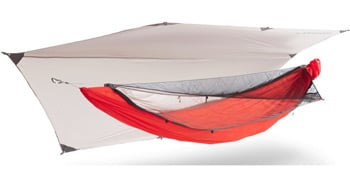 Kammok Mantis Ultralight All In One Hammock Tent Trail and Kale
