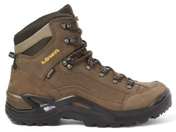 Lowa Renegade GTX Mid Best Hiking Boots Trail and Kale