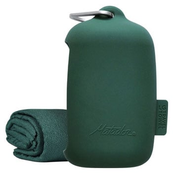 Matador Nanodry Towel 2 Best Quick Dry Camping Towels Trail and Kale
