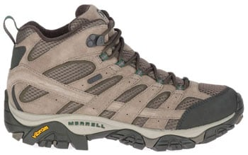 Merrell Moab 2 Mid Waterproof Best Hiking Boots Trail and Kale
