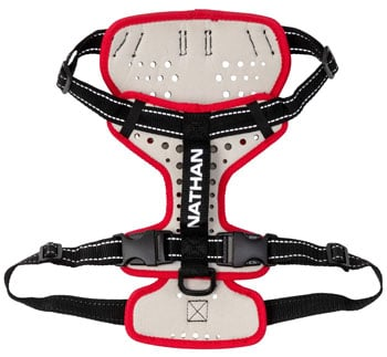 Nathan K9 Series Dog Harness Best Dog Running Harnesses Trail and Kale