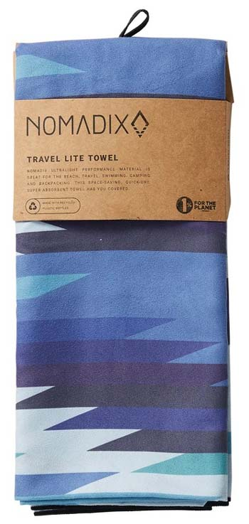 Nomadix Ultralight Travel Towels Best Quick Dry Camping Towels Trail and Kale