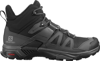 Salomon X Ultra 4 Mid GTX Best Hiking Boots Trail and Kale