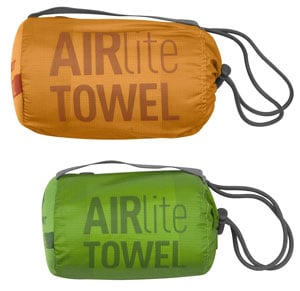 Sea to Summit Airlite Towels 3 Best Quick Dry Camping Towels Trail and Kale