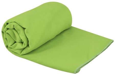 Sea to Summit Drylite Towel Best Quick Dry Camping Towels Trail and Kale