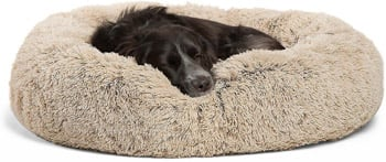 Best Friends By Sheri Donut Dog Bed - best dog beds - trail and kale