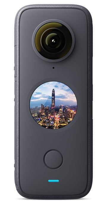 Insta360 One X2 camera Best fathers day gifts trail and kale