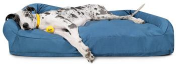 K9 Ballistics Tough Bolster Nesting Dog Bed best dog beds trail and kale