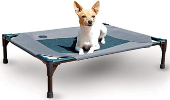 KH elevated pet cot best dog beds trail and kale