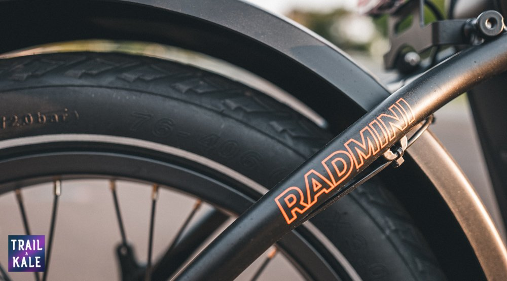 Rad Power Bikes RadMini 4 Review Trail and Kale web wm 13