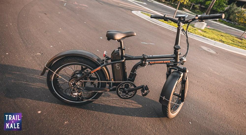 Rad Power Bikes RadMini 4 Review Trail and Kale web wm 14