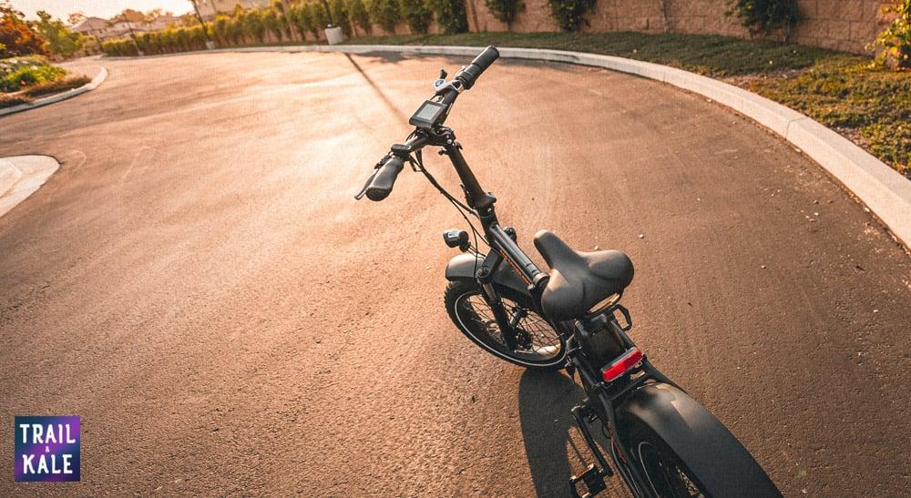 Rad Power Bikes RadMini 4 Review Trail and Kale web wm 16