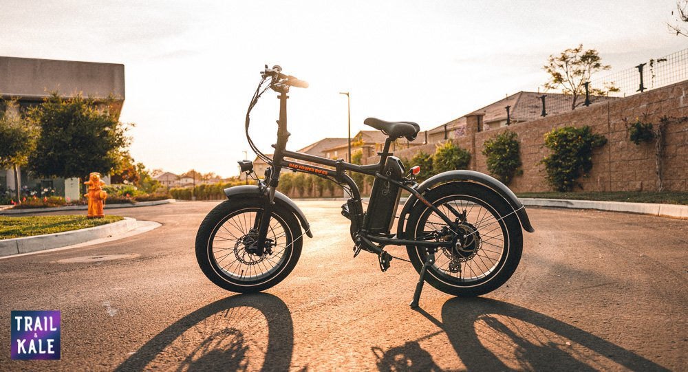 Rad Power Bikes RadMini 4 Review Trail and Kale web wm 17