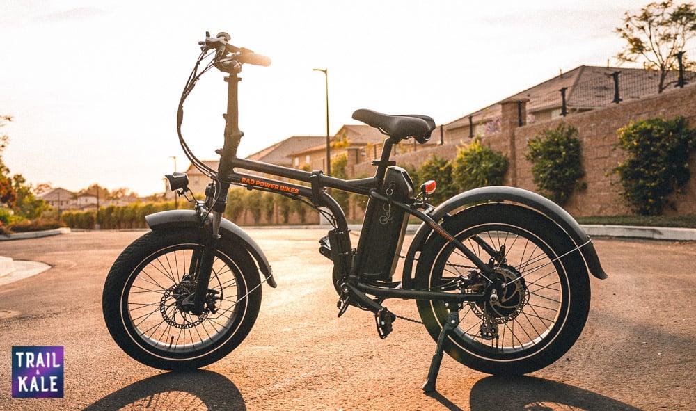 Rad Power Bikes RadMini 4 Review - Trail and Kale