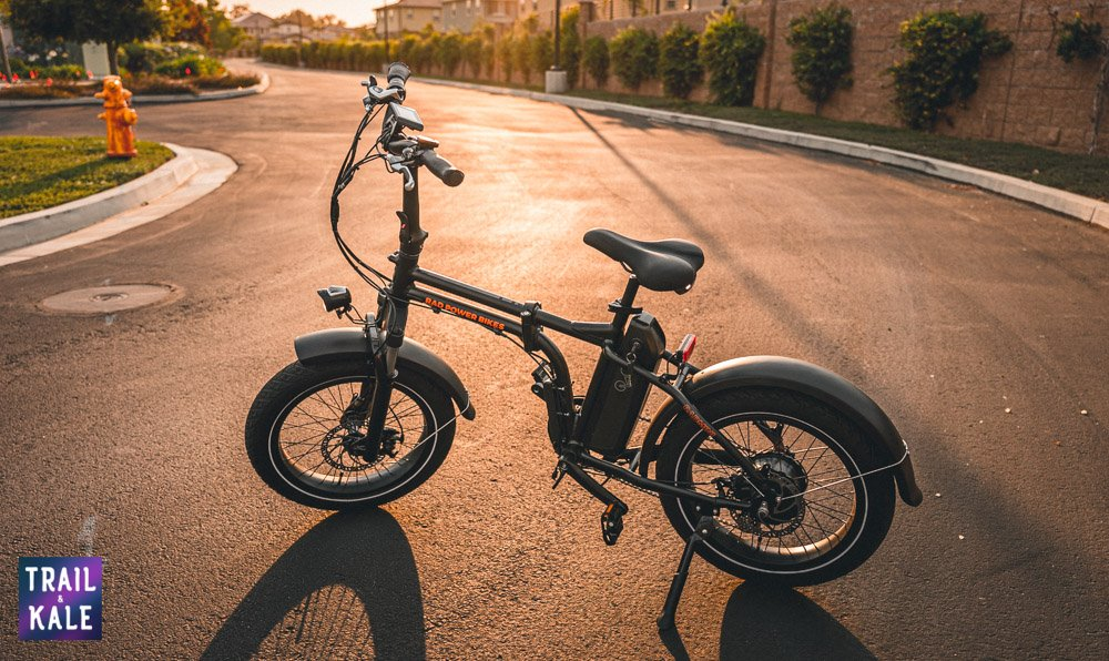 Rad Power Bikes RadMini 4 Review Trail and Kale web wm 20