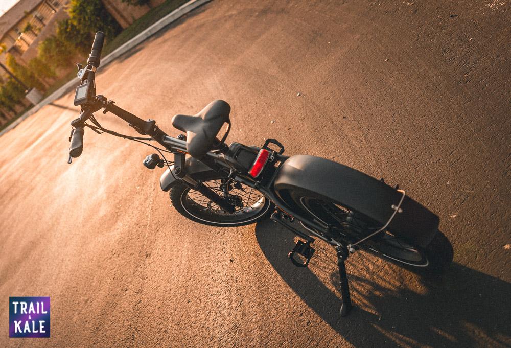 Rad Power Bikes RadMini 4 Review Trail and Kale web wm 9