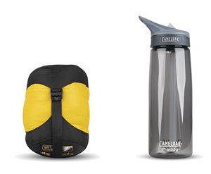 Sea To Summit Spark Ultralight 18F Sleeping Bag best sleeping bags for backpacking packability