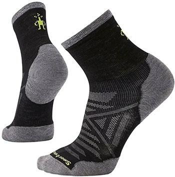Smartwool PhD Run Socks Best Running Socks for Men and Women Trail and Kale