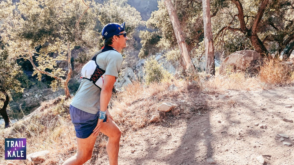 Trail and Kale BUFF Story Canyon Run 4