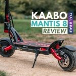 Kaabo Mantis 8 Review Trail and Kale Featured