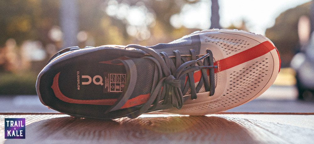 On Cloudflow Review | Medium width toe box on the Cloudflow 3rd Generation