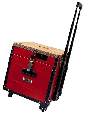 iKamper Aioks camp kitchen box on wheels portable outdoor kitchen