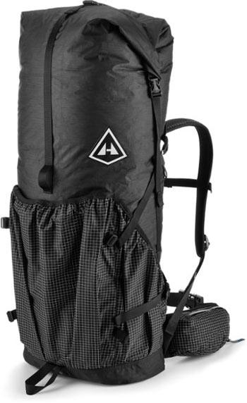 Hyperlite Mountain Gear 3400 Southwest Backpack Best Ultralight Backpack Trail and Kale