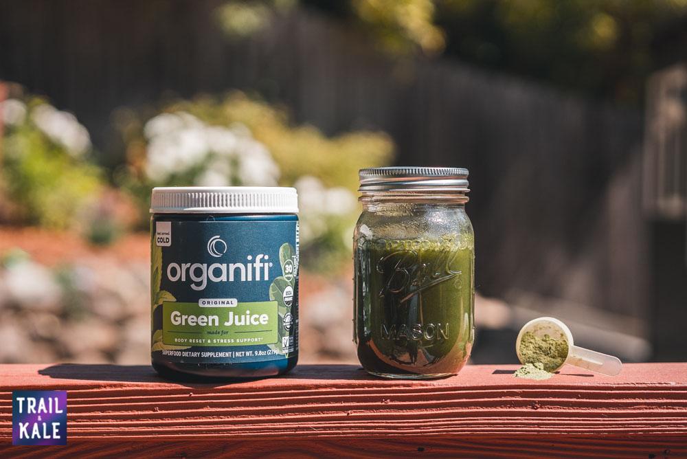 Organifi Green Juice Review Trail and Kale web wm 1