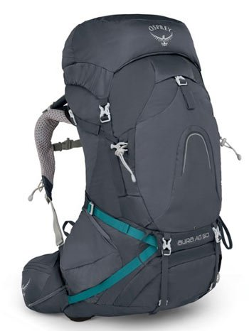 Osprey Aura AG 50 Best Backpacking Backpacks Trail and Kale